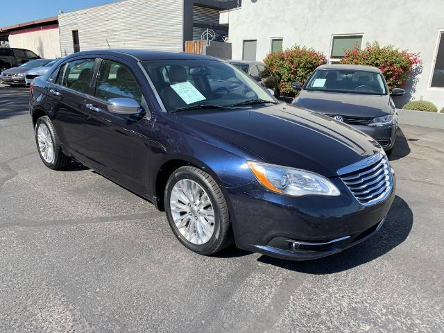 2012 Chrysler 200 Limited Mesa AZ