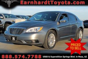 2012_Chrysler_200_Limited_ Phoenix AZ