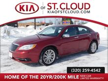 2012_Chrysler_200_Limited_ St. Cloud MN