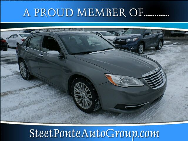 2012 Chrysler 200 Limited Yorkville NY
