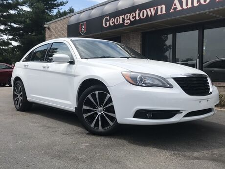 2012 Chrysler 200 S Call for Payments! Special Financing available! Georgetown KY