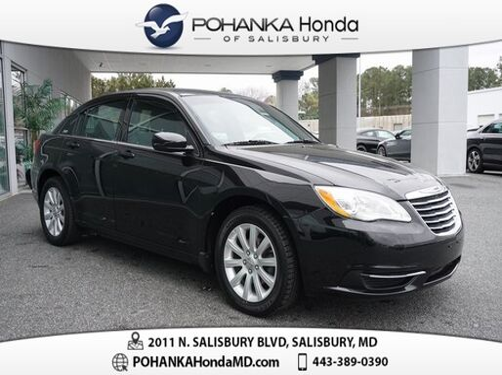 2012_Chrysler_200_Touring ** BEST MATCH ** GUARANTEED FINANCING **_ Salisbury MD