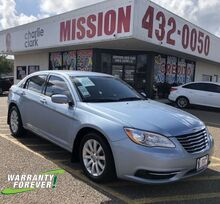 2012_Chrysler_200_Touring_ Brownsville TX