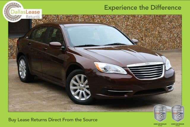 2012 Chrysler 200 Touring Dallas TX