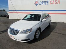 2012_Chrysler_200_Touring_ Dallas TX