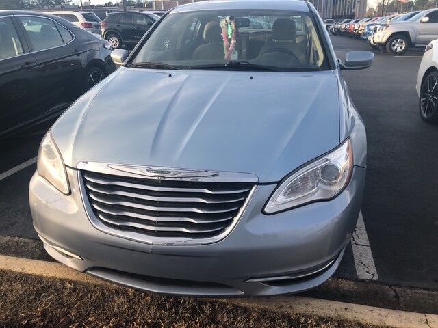 2012 Chrysler 200 Touring Decatur AL