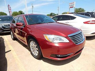 2012_Chrysler_200_Touring_ Del City OK