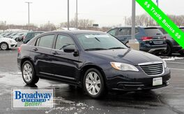 2012_Chrysler_200_Touring_ Green Bay WI