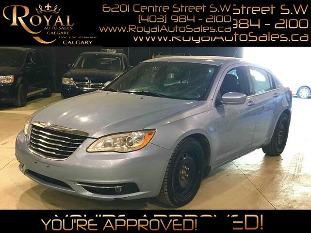 2012_Chrysler_200_Touring HEATED SEATS, POWER EVERYTHING_ Calgary AB