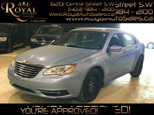 Chrysler 200 Touring HEATED SEATS, POWER EVERYTHING 2012