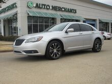 2012_Chrysler_200_Touring, LEATHER, HEATED FRONT SEATS,AUX PORT,CRUISE CONTROL_ Plano TX