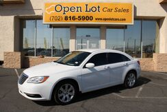 2012_Chrysler_200_Touring_ Las Vegas NV