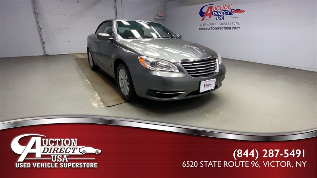 2012 Chrysler 200 Touring Victor NY