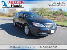 2012_Chrysler_200_Touring_ Martinsburg