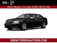 2012 Chrysler 300 4dr Sdn V8 300C AWD
