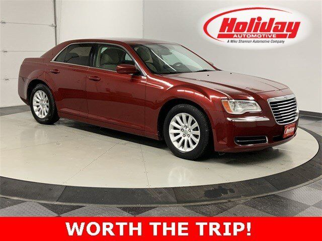 2012 Chrysler 300 Base Fond du Lac WI