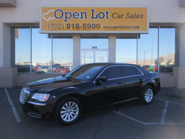 2012 Chrysler 300 Base Las Vegas NV
