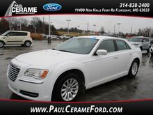 2012_Chrysler_300_Base_ Saint Louis MO