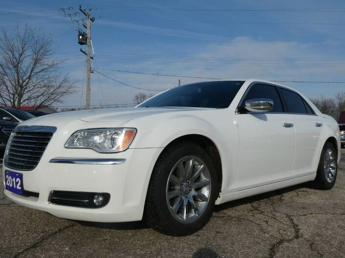 2012 Chrysler 300 LIMITED Limited - HEATED SEATS - REMOTE START - LEATHER - BACK UP CAMER Essex ON