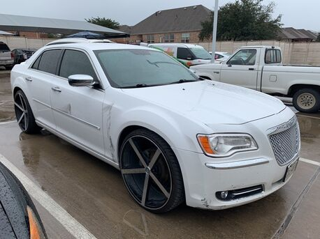 2012_Chrysler_300_Limited BUCKET SEATS,NAV,BCK-CAM,HEATED SEATS,BLUETOOTH,LU_ Euless TX