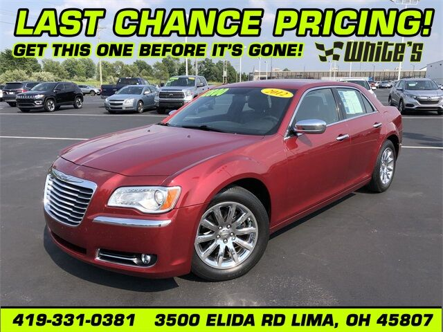 2012 Chrysler 300 Limited Lima OH