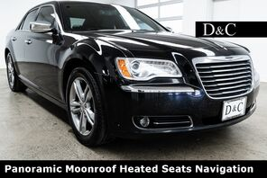 2012_Chrysler_300_Limited Panoramic Moonroof Heated Seats Navigation_ Portland OR