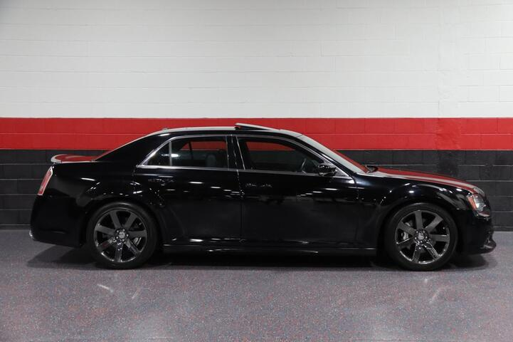 2012 Chrysler 300 SRT8 4dr Sedan Chicago IL