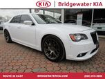 2012 Chrysler 300 SRT8 Sedan, Navigation System, Rear-View Camera, Harman Kardon Surround Sound, Bluetooth Streaming Audio, Heated Leather Seats, Panorama Sunroof, 470-HP HEMI V8 Engine, 20-Inch Alloy Wheels,