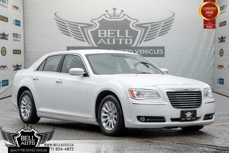 2012 Chrysler 300 Touring, PUSH START, BLUETOOTH, A/C, HEATED SEATS, WOOD TRIM Toronto ON