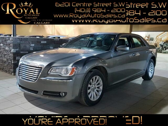 2012_Chrysler_300_Touring w/ TOUCHSCREEN, INTEGRATED PHONE_ Calgary AB