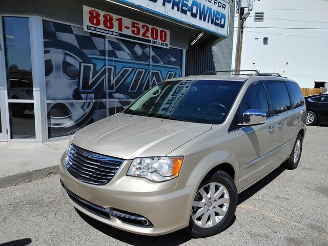 2012 Chrysler Town and Country  Idaho Falls ID