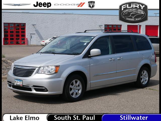 2012 Chrysler Town & Country 4dr Wgn Touring Stillwater MN