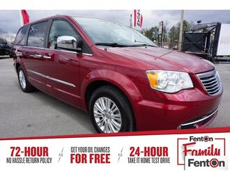 2012_Chrysler_Town & Country_Limited_ Knoxville TN