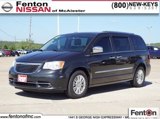2012_Chrysler_Town & Country_Limited_ McAlester OK