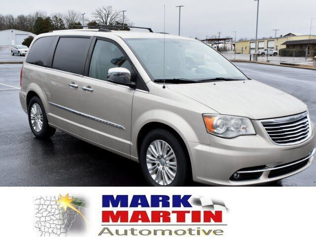 2012 Chrysler Town & Country Limited Batesville AR