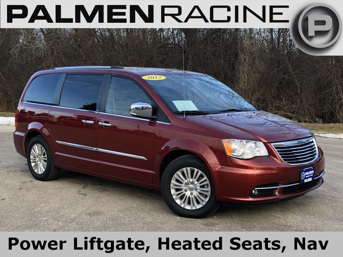 2012 Chrysler Town & Country Limited Racine WI