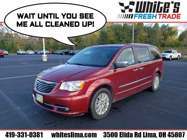2012 Chrysler Town & Country Limited Lima OH