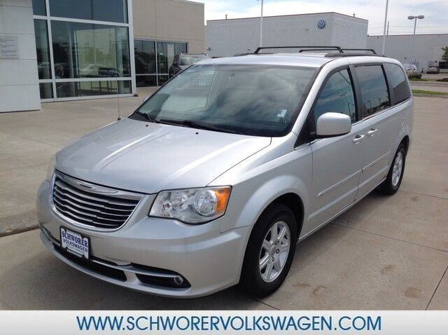 2012 Chrysler Town & Country TOURING Lincoln NE