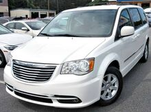 2012_Chrysler_Town & Country_Touring - w/ BACK UP CAMERA & LEATHER SEATS_ Lilburn GA