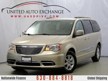 2012 Chrysler Town & Country Touring Addison IL