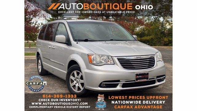 2012 Chrysler Town & Country Touring Columbus OH