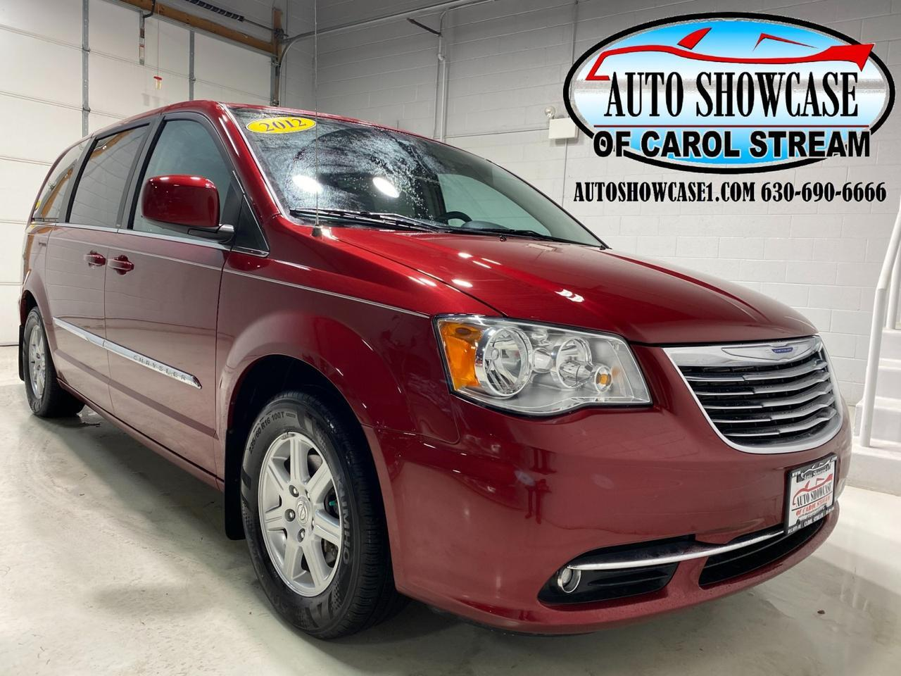 2012 Chrysler Town & Country Touring / Handicap Accessible Carol Stream IL