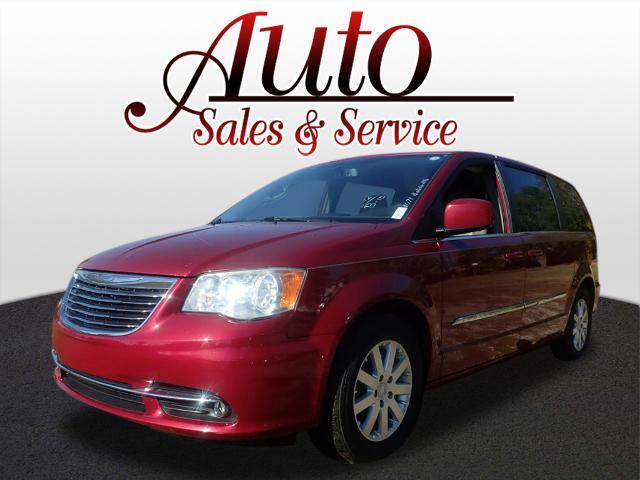 2012 Chrysler Town & Country Touring Indianapolis IN