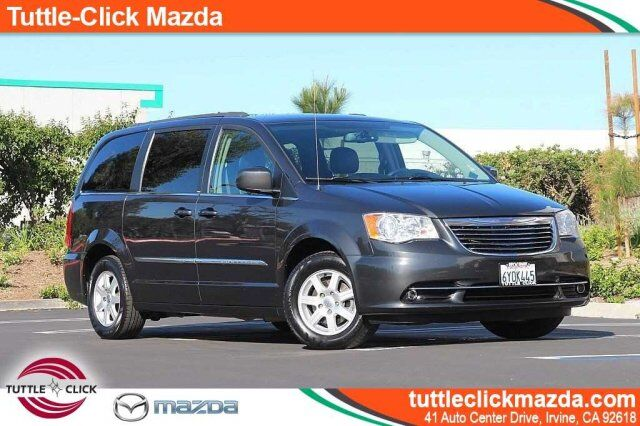 2012 Chrysler Town & Country Touring Irvine CA