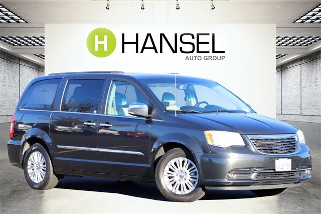 2012 Chrysler Town & Country Touring-L Santa Rosa CA