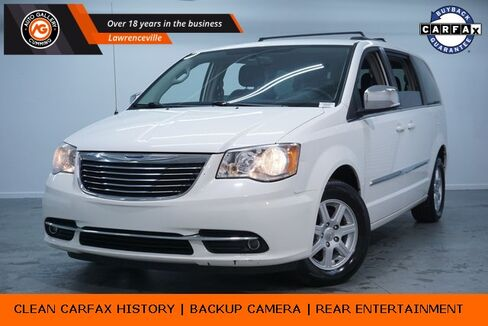 2012_Chrysler_Town & Country_Touring-L_ Gainesville GA
