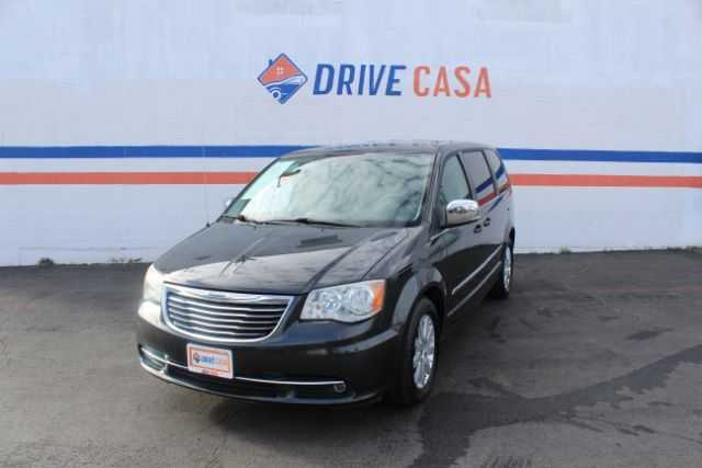 2012 Chrysler Town & Country Touring-L Dallas TX