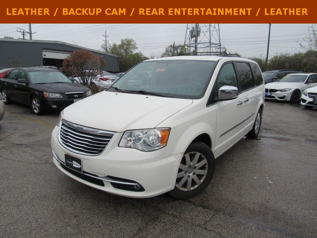 2012 Chrysler Town & Country Touring-L Highland Park IL