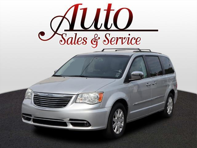 2012 Chrysler Town & Country Touring-L Indianapolis IN