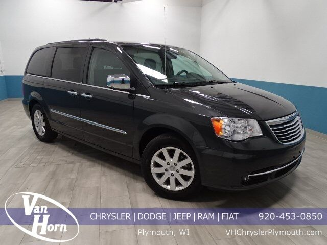 2012 Chrysler Town & Country Touring-L Plymouth WI
